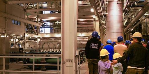 Doors Open Milwaukee 2019- Jones Island Water Reclamation Plant