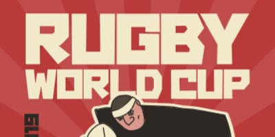 Rugby World Cup 2019- day 3! Ireland vs Scotland