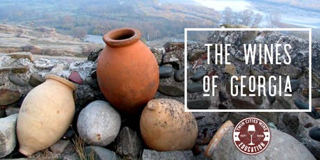 The Oldest Wine World: Exploring the Wines of Georgia tickets
