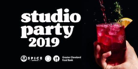 Studio Party 2019 tickets