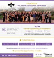 The EDGE's Queen Bees 3rd Annual Queen Bee Experience