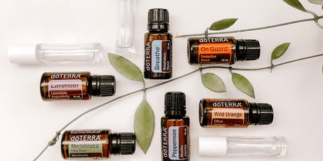 Essential Oil Workshop tickets