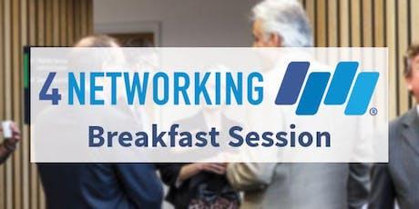 4Networking Hull Breakfast tickets