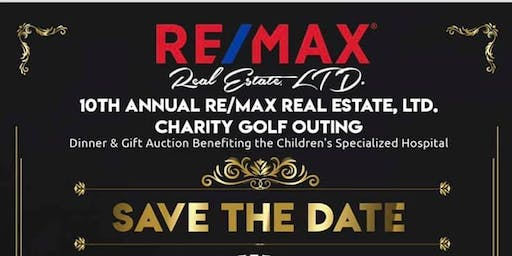 10th Annual RE/MAX Real  Estate, LTD. Charity Golf  Tournament and Dinner