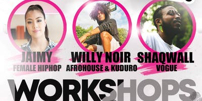 Dance Workshops - Dansschool UC Dance