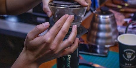 Dromedary Coffee Workshop - Aeropress tickets