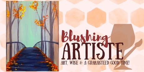Blushing Artiste - October 19th tickets