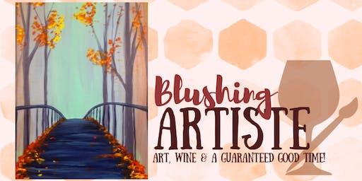 Blushing Artiste - October 19th