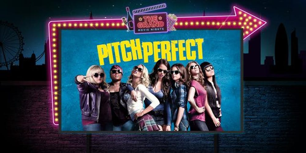 Pitch Perfect Movie Night Tickets, Sat 28 Sep 2019 at 18:30