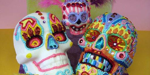 Sip of Culture: Sugar Skulls Art and Cocktail Party