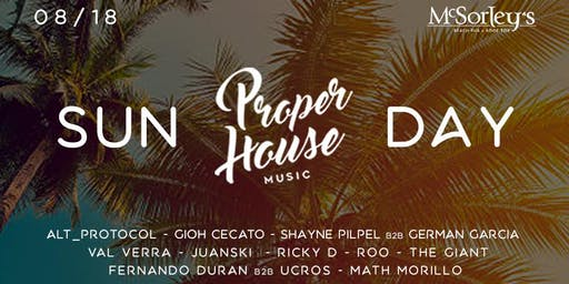 Proper House Sunday at McSorley's Rooftop