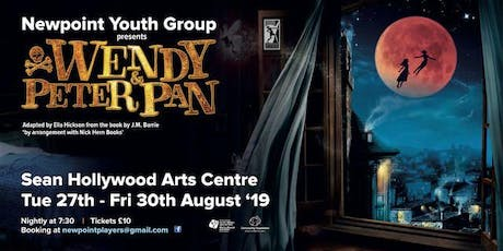 Wendy & Peter Pan by Ella Hickson tickets