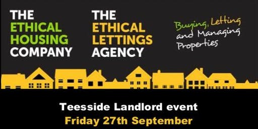Teesside Landlord event