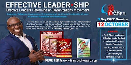 EFFECTIVE LEADER-SHIP