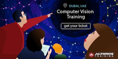 Computer Vision Course with Real-Life Cases: Dubai