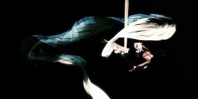 sortie de residence ; Spectacle The Ordinary Cirus Girl - Realite Virtuelle et cirque contemporain CIE Fheel Concepts