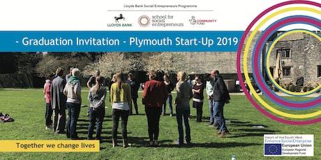 Lloyds Bank Social Entrepreneurs Programme - Plymouth Graduation 2019 tickets
