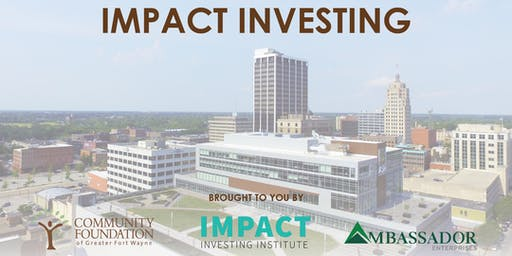 Public Partnership and Impact Investing
