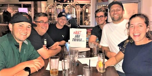 New Thursday Night Trivia Show in Jacksonville Beach!