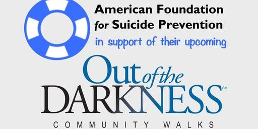 Paint with a Purpose for the American Foundation for Suicide Prevention