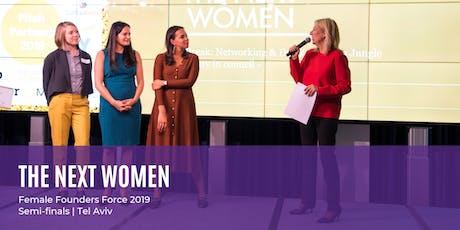 The Next Women | #FemaleFoundersForce2019 | Tel Aviv tickets