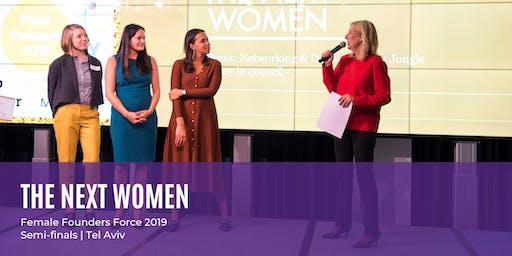 The Next Women | #FemaleFoundersForce2019 | Tel Aviv