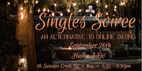 Singles Soiree tickets