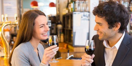 NYC Speed Dating & Wine Tasting Social - Ages 30s & 40s tickets