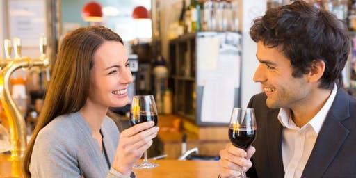 NYC Speed Dating & Wine Tasting Social - Ages 20s & 30s