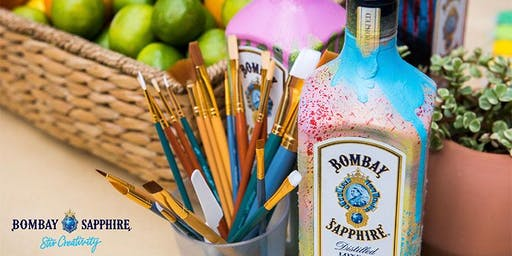 BOMBAY SAPPHIRE® The Canvas Lab: The Other Art Fair Dallas