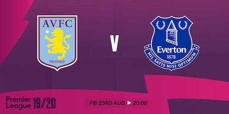 Sport at The Albany - Aston Villa Vs Everton tickets