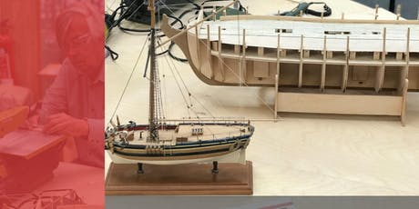Cardiff Store - Model Boat Building With John Gittins tickets