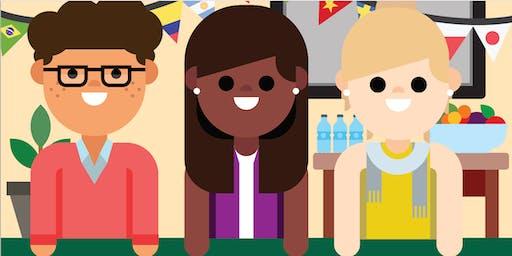 International Networking: Eat & Greet