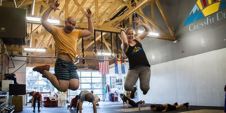 Free All-Levels CrossFit Class! tickets