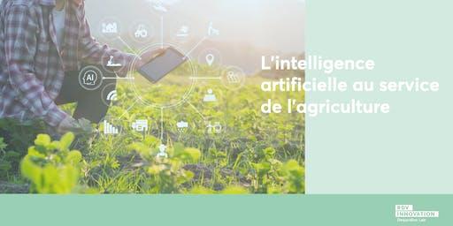 L'intelligence artificielle au service de l'agriculture (Lévis)