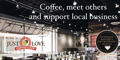 September Coffee Networking at Just Love Coffee