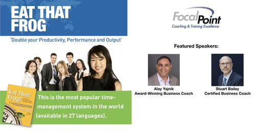 Brian Tracy's Eat That Frog Workshop