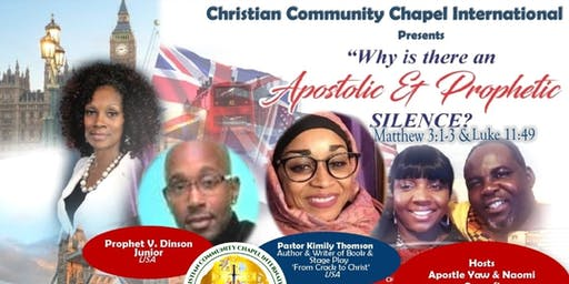 Why Is There An Apostolic & Prophetic Silence