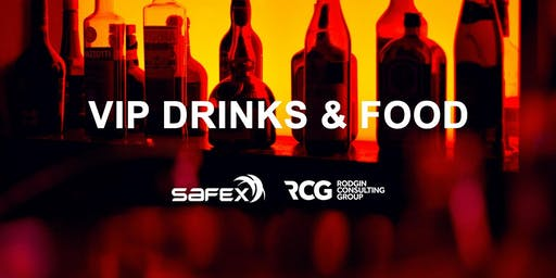 Safex VIP Cocktail Hour Hosted by RCG