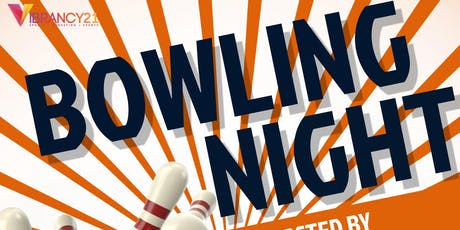 Celebrity Bowling with Tarik Cohen tickets