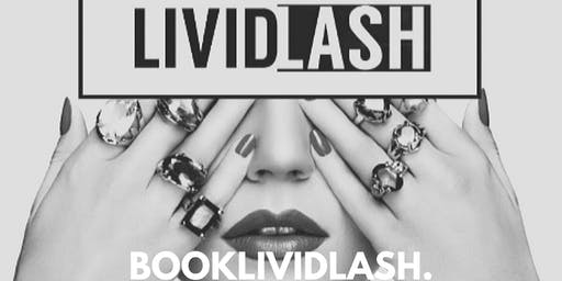 Livid Lash presents Lash & Branding Workshop