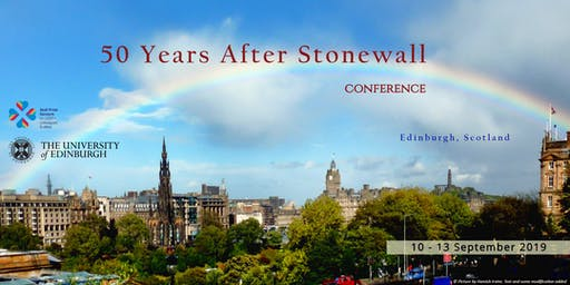 50 Years After Stonewall – Conference 13 Sept 2019 (Stonewall Edinburgh 3)