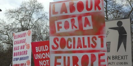Labour for a Socialist Europe national meeting: Block No Deal, stop Brexit! tickets