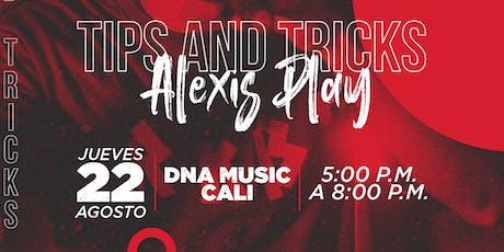 Tips & Tricks por Alexis Play entradas