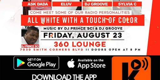RnB Nights All White Edition With A Touch Of Color