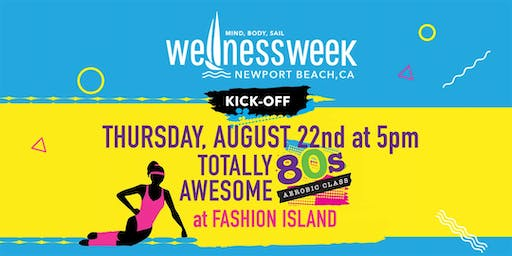 "Wellness Week Kick-Off Event ""Throwback Thursday"""