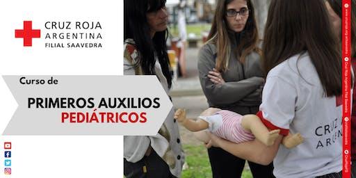 Primeros Auxilios Pediátricos - Octubre