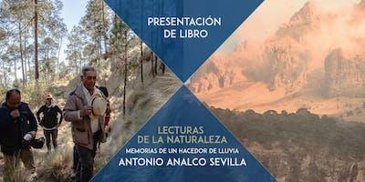 """Presentación del libro """"Lectores de la Naturaleza"""""""
