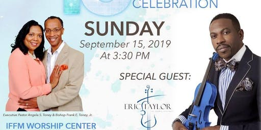 IFFM 15th Church Anniversary with Gospel Violinist