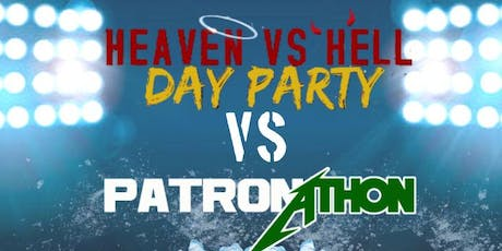 HVH VS PATRONATHON HOMECOMING EDITION tickets